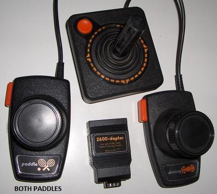 2600-daptor - Atari 2600/7800 Joystick/Driving/Paddle/Keypad to USB