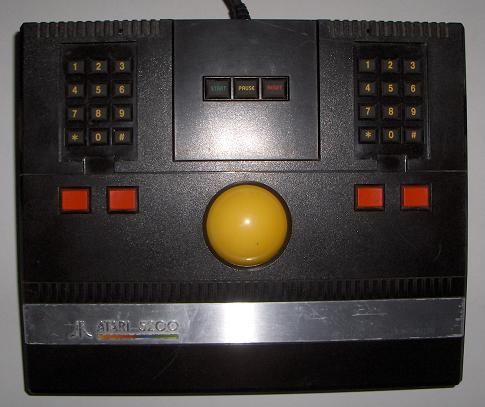 5200-daptor - Atari 5200 Joystick/Trak-ball to USB interface